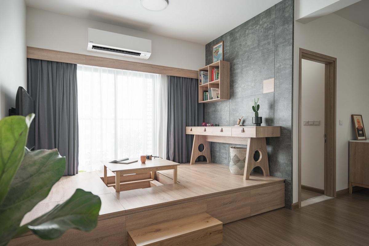 5 căn hộ chung cư có nội thất sáng tạo