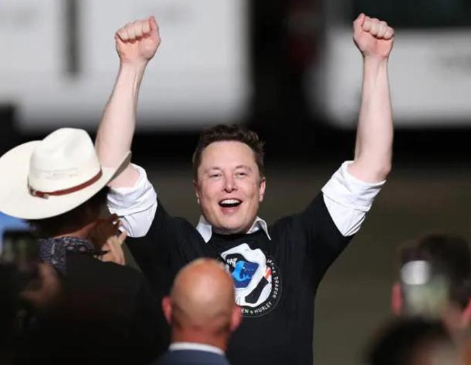 Tỷ phú Elon Musk - ông chủ của hai hãng công nghệ lớn Tesla và SpaceX. Ảnh: bloomberg.com
