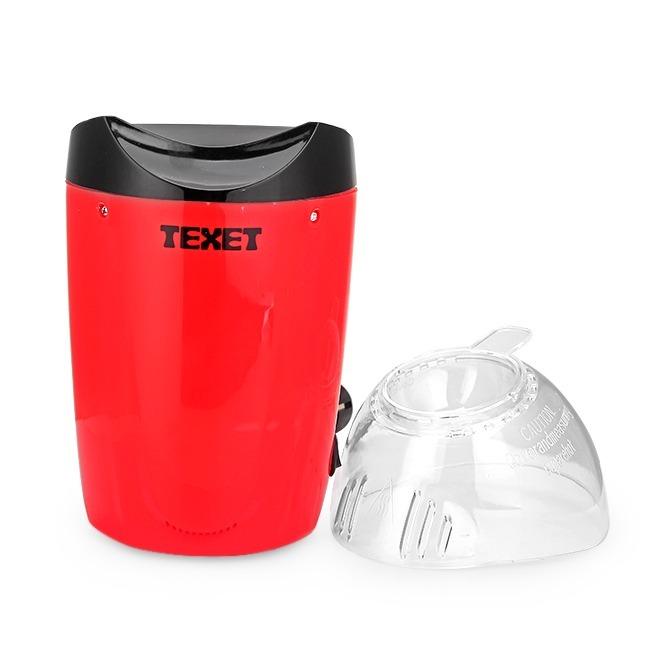 Máy làm bắp rang Texet PM-40 công suất 1.200 W hiện có giá giảm sâu còn 188.000 đồng (giá gốc 400.000 đồng). Năng suất có thể làm 60-80 gram ngô trong một lần rang. Máy có thiết kế nhỏ gọn, dễ sử dụng, bảo hành 12 tháng một đổi một nếu có lỗi từ nhà cung cấp.
