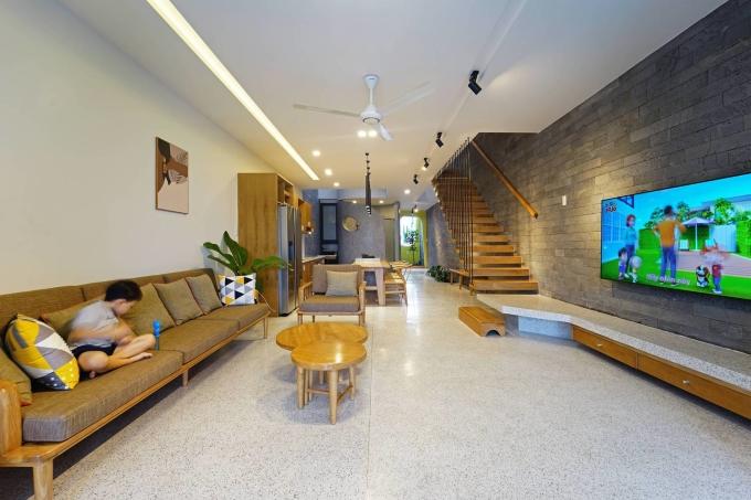 Ground floor space.