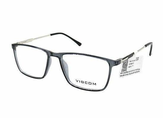 Gọng kính Vigcom VG8808 màu xám, đen, xanh... giá giảm 40% còn 336.000 đồng.