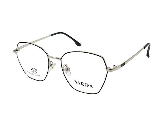 Gọng kính Sarifa 19039 DB chính hãng - Bạc199.000đ(- 62 %) 520.000Chất liệu plastic và hợp kim Titanium bền đẹp.Trọng lượng nhẹ, ôm sát gương mặt thoải mái.Thiết kế dáng tròng bo cong thanh lịch và dễ mang.Dễ phối với nhiều trang phục thường ngày.