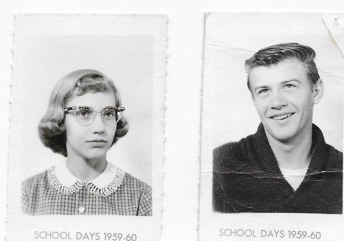 Karen và Denny yêu nhau khi cô mới 15, còn anh 17. Ảnh: Epochtimes.