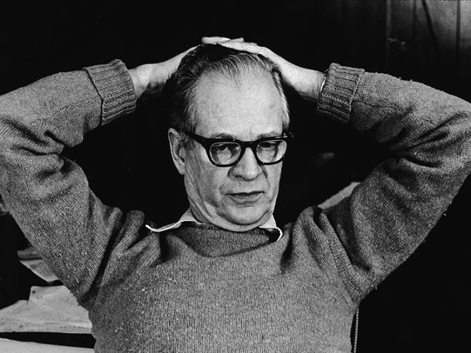 Nhà tâm lý học người Mỹ B. F. Skinner. Ảnh: sciencephoto.com
