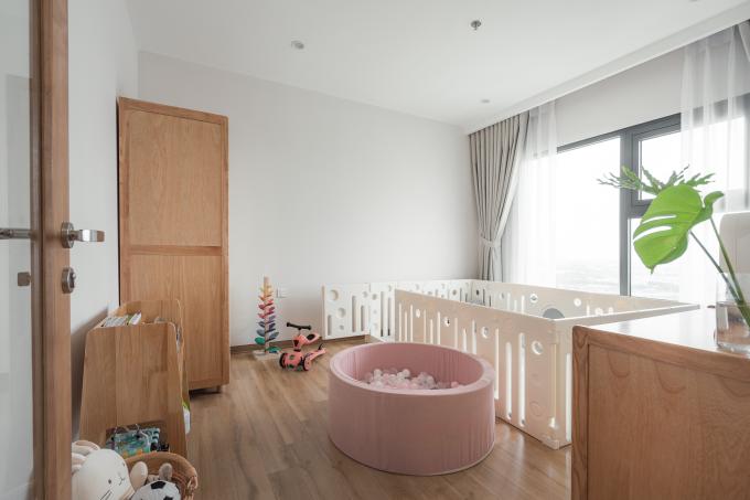 Phòng trẻ em phải được thiết kế dựa trên độ tuổi và nhu cầu của đứa trẻ. Ảnh: Abluebird Photography/Must Design.