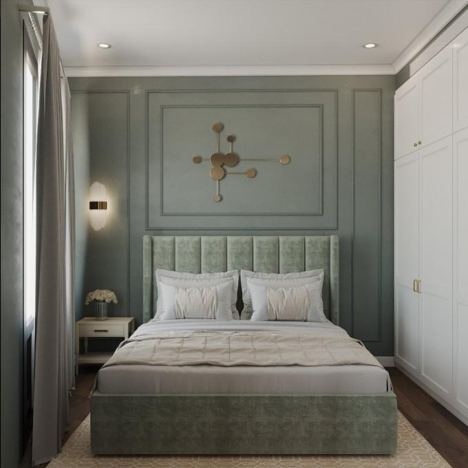 ...và một phòng ngủ dành cho khách.