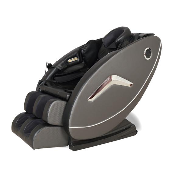 Ghế massage Elip Rhodi - Đen 26.900.000đ (- 37 %)Kích thước :     120*88*113 cmtrang bị con lăn massage theo công nghệ 3D massage nhẹ nhàng, êm ái đến các huyệt đạo. Giúp đã thông kinh mạch, làm lưu thông tuần hoàn máu tốt hơn, cải thiện huyết áp. Ghế mát xa toàn thân Elip Rhodi vận hành êm ái nhịp nhàng, không gây tiếng ồn, xứng đáng sở hữu ngay.Ứng dụng công nghệ túi khí massage toàn thân với chức năng xoa bóp nhẹ nhàng nhiều chức năng trên cơ thể. Ghế massage Elip Rhodi với tổng số 108 túi massage từ đầu đến chân, trong đó có túi massage tại massage vùng chân. Các vị trí massage túi khí: Đầu, vai, hông, tay, bắp chân và bàn chân.Ghế massage Elip Rhodi có kết cấu gọn nhẹ, dễ di chuyển nhờ bánh xe nhỏ tiện lợi. Ghế massage được cấu tạo bằng da bọc cao cấp, chống bong tróc, thời gian sử dụng lâu hơn. Đặc biệt, êm dịu, nhẹ nhàng, thân thiện với làn da người sử dụng.