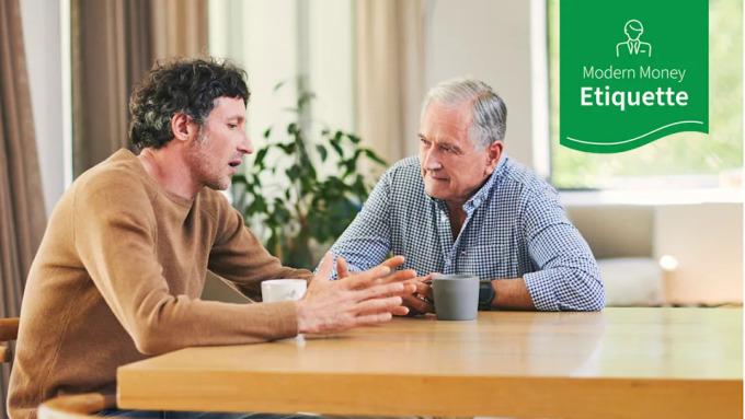 Việc vay mượn của những người thân cũng cần phải được tính toán nghiêm túc và có đủ các cam kết như vay tiền ngân hàng. Ảnh: iStock.