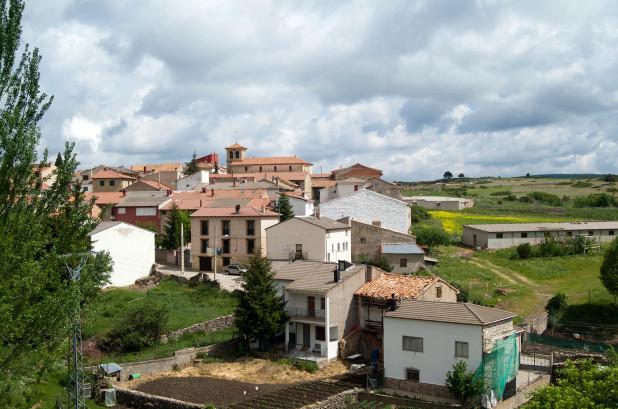 Khung cảnh ở thị trấn Griegos. Ảnh: Alamy.