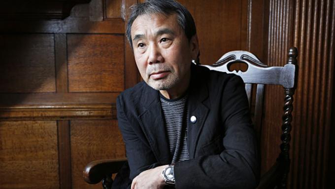 Nhà văn người Nhật Haruki Murakami. Ảnh: ichi.pro