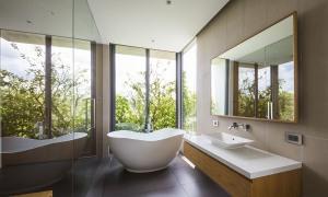 z2613845024576 7ca04ab25802617 3579 9891 1627182099 - 'Khu rừng nhiệt đới' 252 m2 kết hợp cây xanh vào không gian nội thất