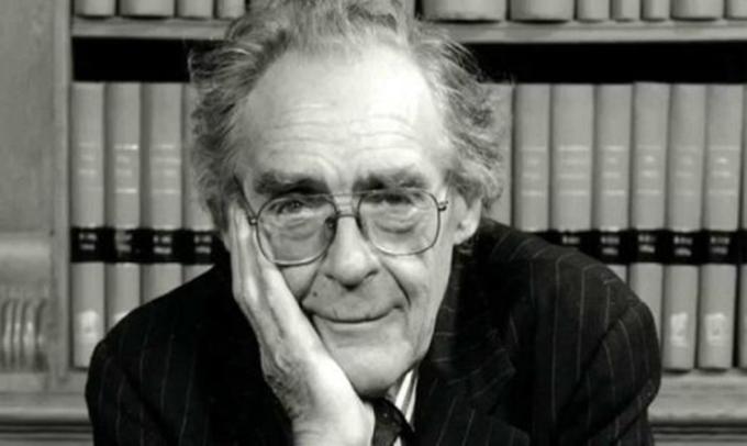 Nhà tâm lý học xã hội người Mỹ Festinger. Ảnh: nature.com