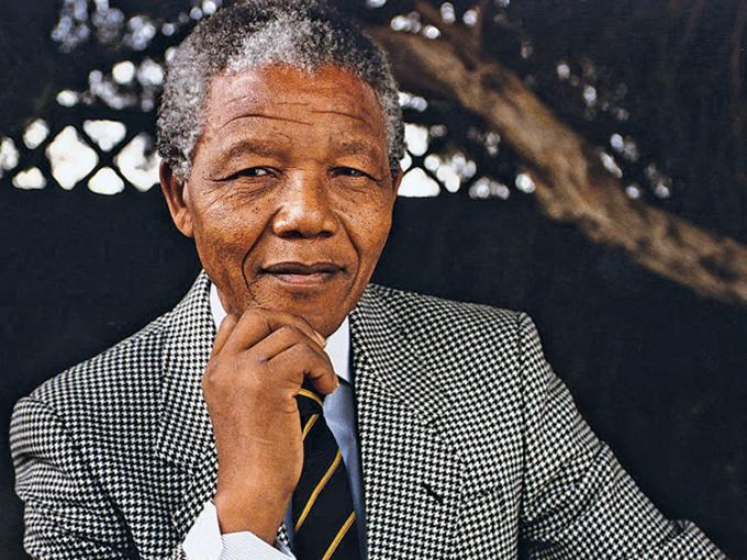 Cựu tổng thống Nam Phi, Nelson Mandela. Ảnh: britannica.com