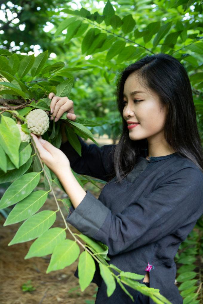Na hiện được trồng theo tiêu chuẩn VietGap