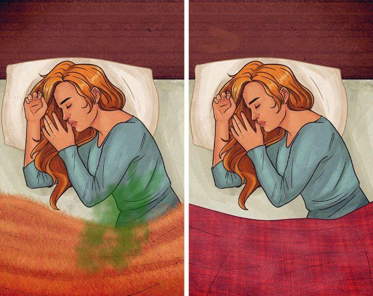 7 thói quen tưởng vô hại nhưng gây mất ngủ